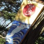 調神社で2014神兎初詣