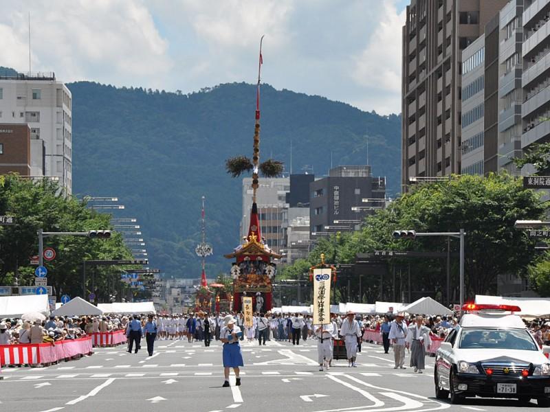 京都祇園祭 長刀鉾