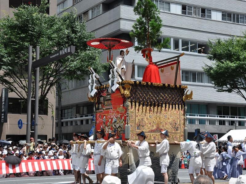 京都祇園祭 太子山