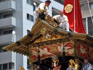 京都祇園祭 月鉾