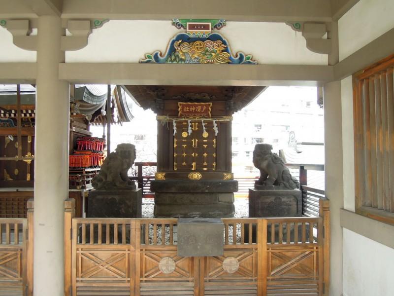 湯島天神 戸隠神社