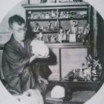 泉鏡花 兎蒐集 湯島の白梅