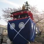 菟足神社 風まつり 山車
