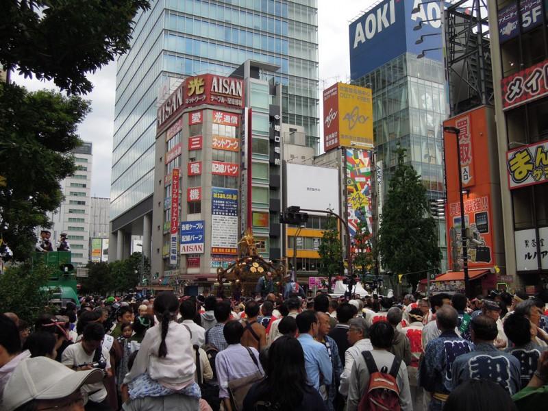 神田祭 2015年 秋葉原