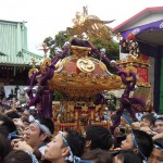 神田祭 2015 神輿