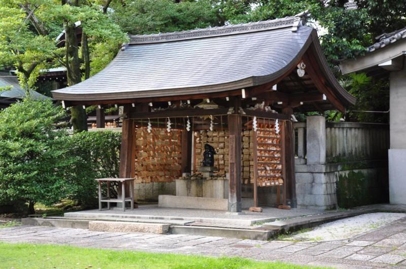 岡崎神社 手水舎