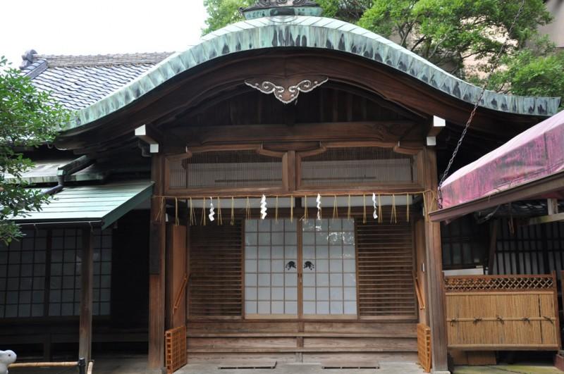 岡崎神社 社務所