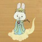 紙兎ロペ神社2015 神兎