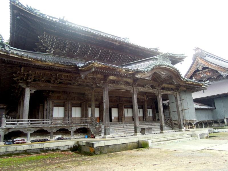 井波 瑞泉寺 太子堂