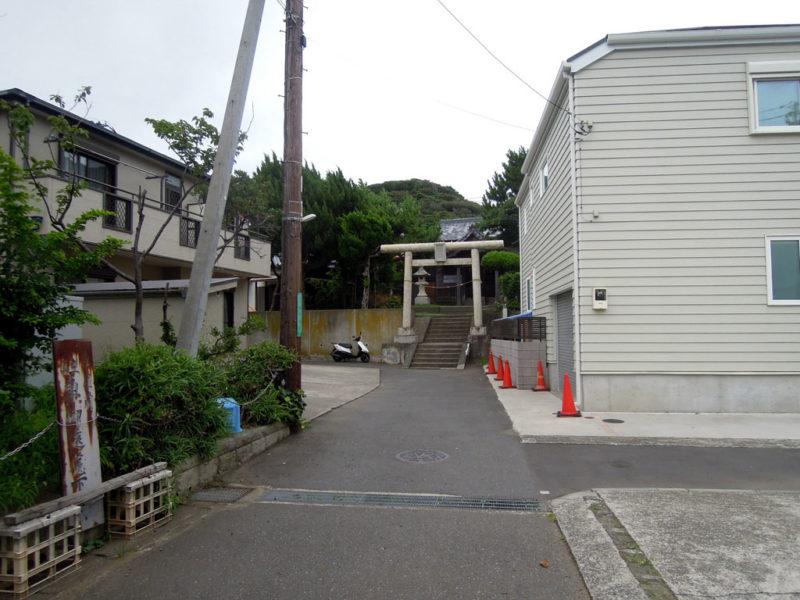 葉山須賀神社