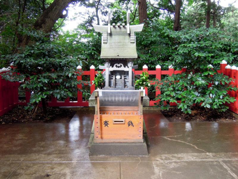 台方麻賀多神社 天日津久神社