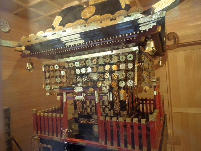 台方麻賀多神社 神輿