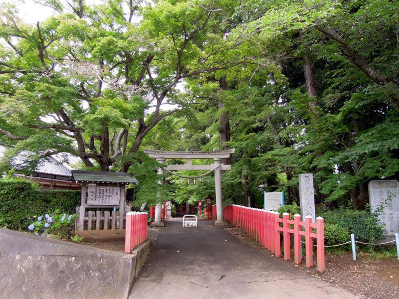 船形麻賀多神社