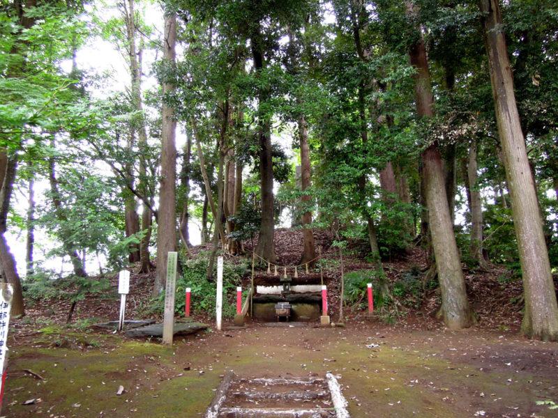 船形麻賀多神社 古墳