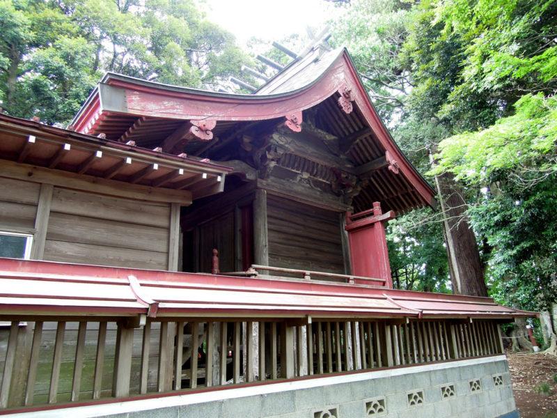 船形麻賀多神社 本殿