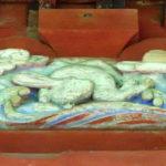 麻賀多神社 本殿 波兎