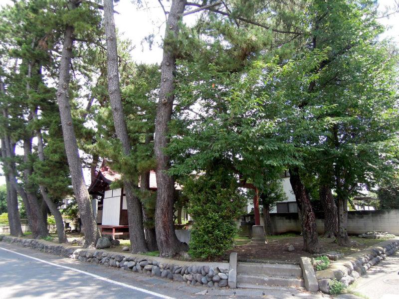 稲荷神社 (稲荷新田町)