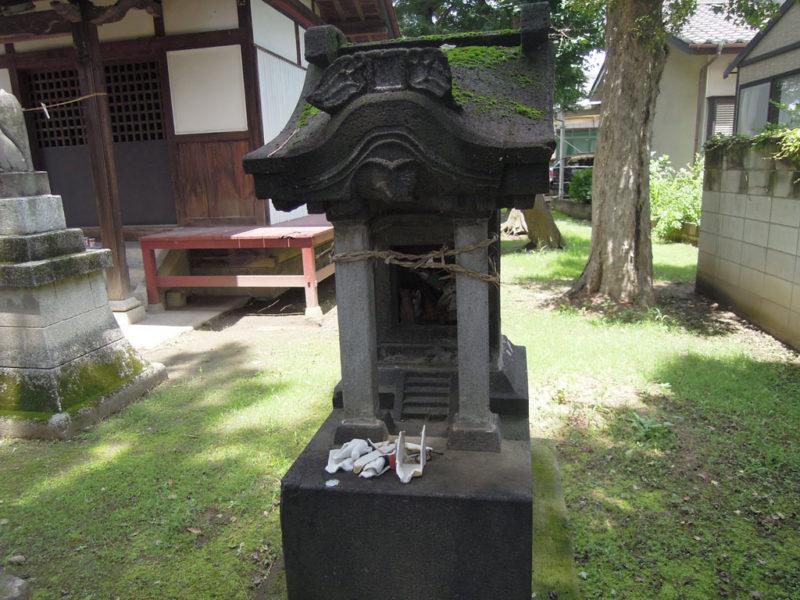 稲荷神社 (稲荷新田町) 八坂様?