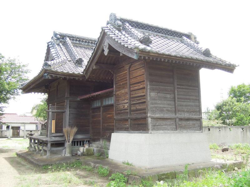 日枝神社(新保町) 本殿