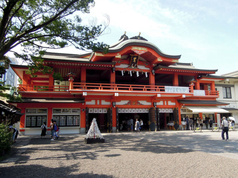 千葉神社 拝殿