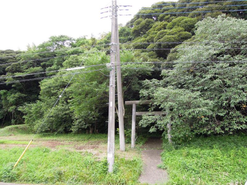 星神社(大生城)