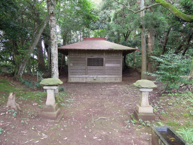 星神社(東和泉城)境内