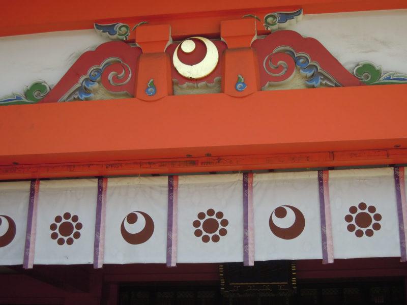 千葉神社 神紋