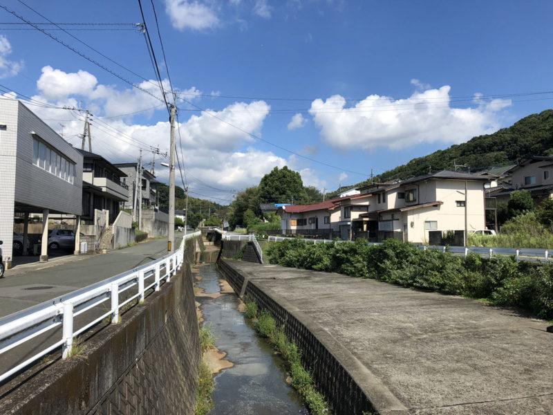 熊本 兎谷 兎谷川