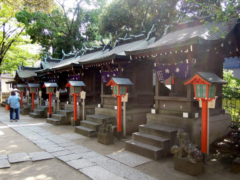 千葉神社 摂社