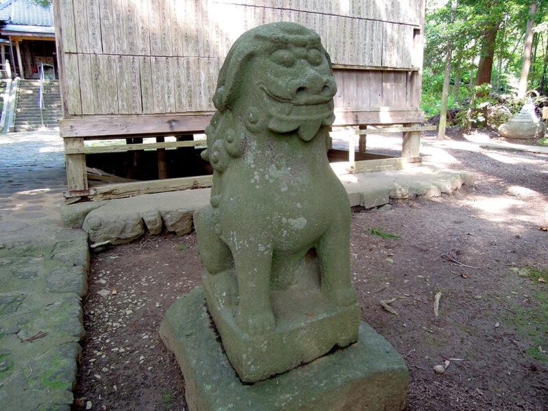 仙台 文殊堂 狛犬